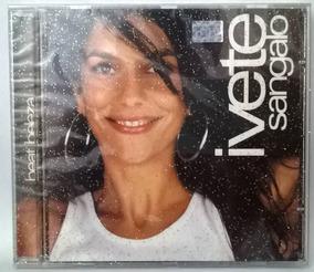 Cd Ivete Sangalo - Beat Beleza - Novo - Lacrado De Fábrica