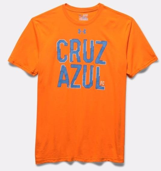 Under Armour Playera Cruz Azul Bold Graphic L