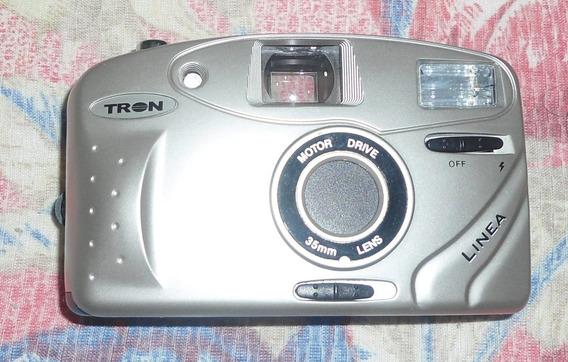 Câmera Fotográfica Analógica Usada E Funcionando