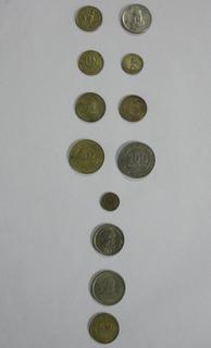 Monedas Antiguas Del Perú Coleccionables.....!!!