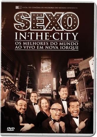 Dvd Sexo In The City Os Melhores Do Mundo