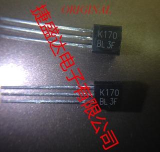 Transistores 2sk 170bl 2sk170 To 92-original - (3 Peças)