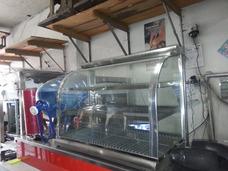 Fabrica De Vitrinas En Aluminio Y Estantes, Caleccaciones