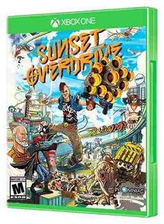 Sunset Overdrive Xbox One Nuevo Citygame