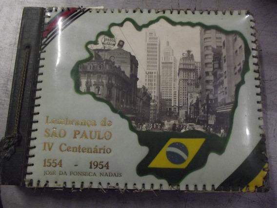 Album Com 70 Fotos Antigas São Paulo 1954 Imperdível !!!
