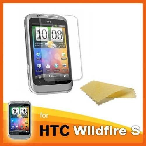 Película Protetora De Tela Display Lcd Para Htc Wildfire S