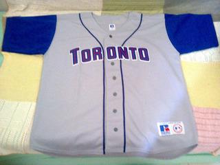 Camisa Baseball Toronto Blue Jays Road Jersey