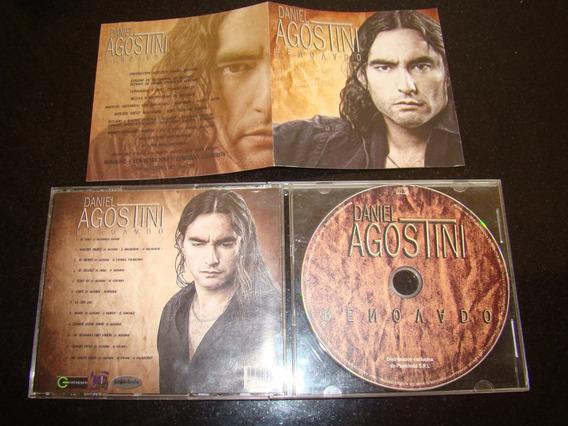 Daniel Agostini Renovado 2011 Argentina Cd Ex