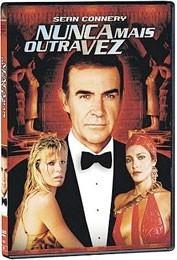 007 - Nunca Mais Outra Vez Dvd Sean Connery Frete 12 Reais
