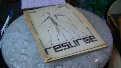 Revista Resurge Año 4 Numero 29 Junio 1995