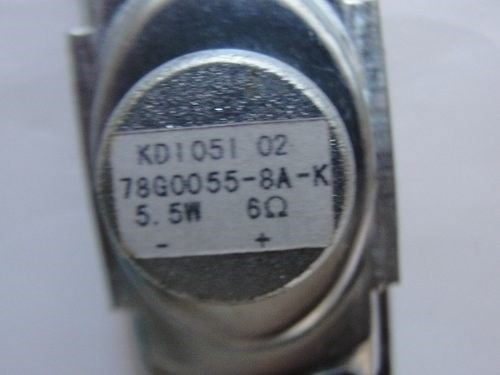 Alto Falante 6r 5.5w 78g0055-8a-y 220ts2l
