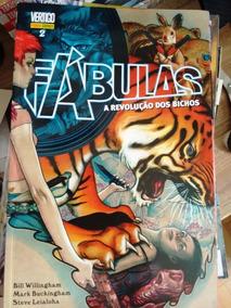 Fábulas Vol. 02 - A Revolução Dos Bichos