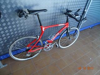 Bicicleta De Carrera Triatlon