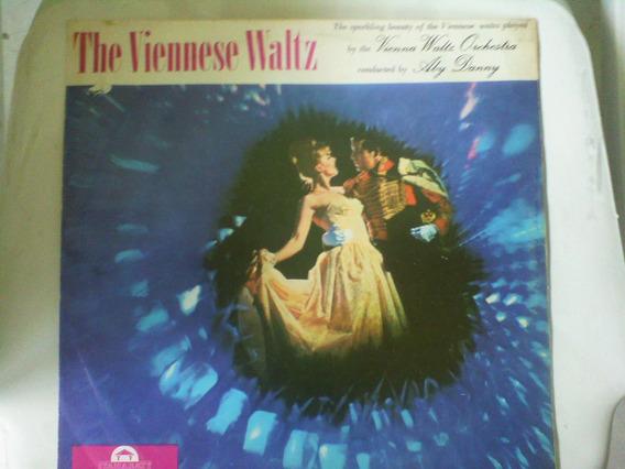 Raridade Lp The Viennense Waltz
