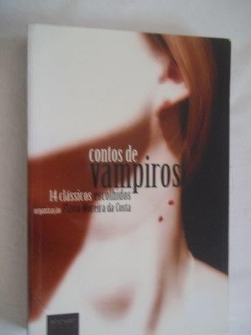 Livro - Contos De Vampiros - Literatura Estrangeira