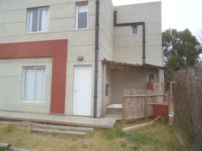 Alquiler Duplex Cabaña En Santa Teresita