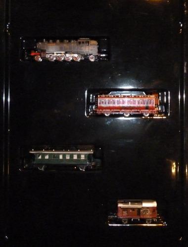 Imagen 1 de 6 de Nico Starlight Express E Ltd Marklin Mini Club 8115 (smz 05)