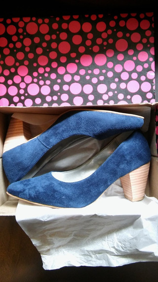 Stilettos Azules