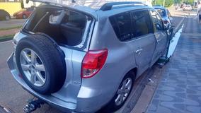 Sucata Toyota Rav4 2.4 4x4 16v 2008 - Peças E Acessórios