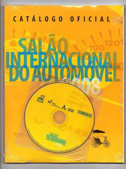 Catalogo Salão Internacional Do Automovel São Paulo - 2008