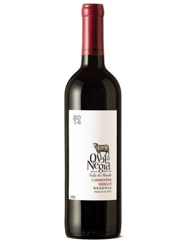 Vino Oveja Negra Reserva Carmenere/merlot - Chile