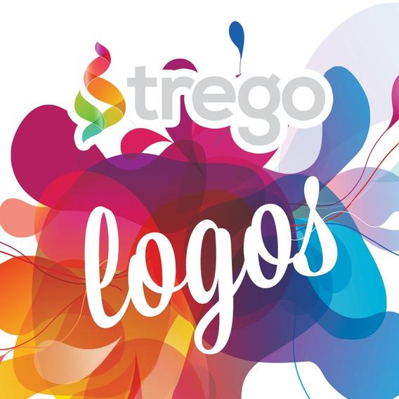 Logomarca Logotipo Logo - Trego Logos Profissionais