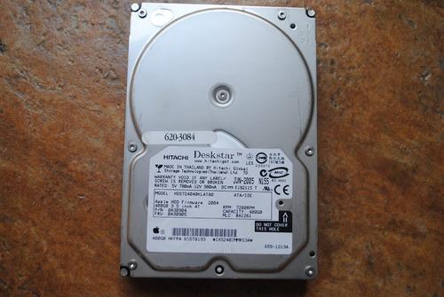Hd Ide Hitachi 400 Gb Pn: 0a30904