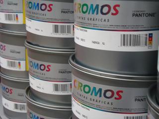 Tintas Para Sublimacion Offset Cromos ( Lata 2,5 Kg )