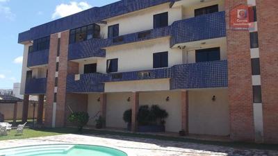 Apartamento Residencial À Venda, Cotovelo (distrito Litoral), V1398 - Codigo: Ap0035 - Ap0035