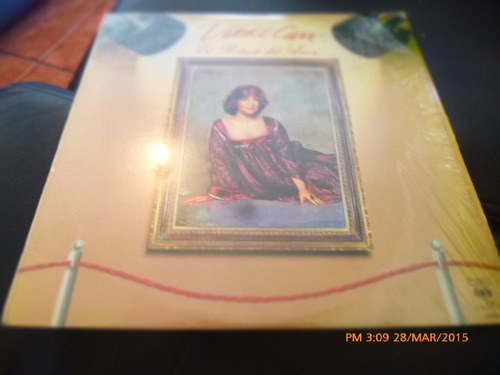 Vinilo Lp De Vikki Carr -el Retrato Del Amor-(u1160