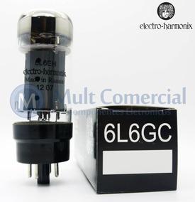 Válvula 6l6gc Pentodo De Potência Electro-harmonix