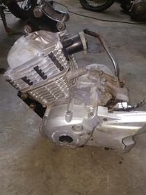 Motor Completo Yamaha Ybr 125 Original