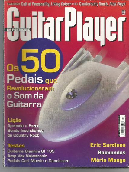 Revista Guitar Player Nº 77.