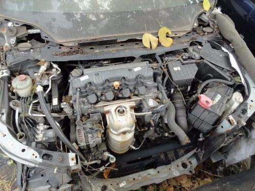 Honda Civic Ano 2008 Sucata Para Peças - Planeta Motor