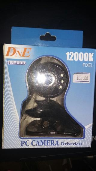 Web Cam 12000k Pixels