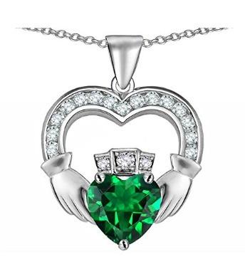 Colar Rainha Verde - Glam0072