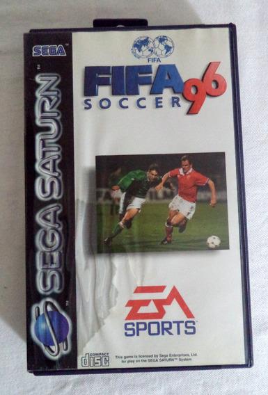 Sega Saturn Fifa Soccer 96