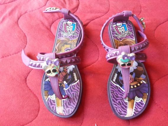 Sandalia Monster High