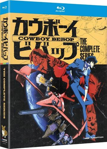 Cowboy Bebop Coleccion Completa Serie Tv Boxset Blu-ray