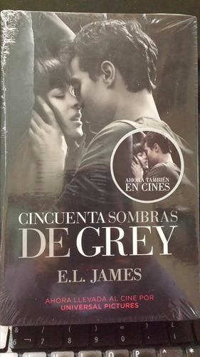 Cincuenta Sombras De Grey, E.l.james, Nuevo Original Cerrado