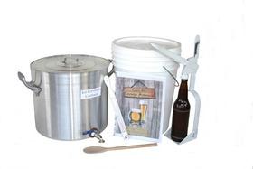 Cerveja Artesanal Kit Confraria 20 Litros +  Insumos