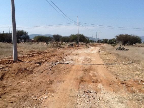Terreno Rústico Tequisquiapan Querétaro En Estación Bernal