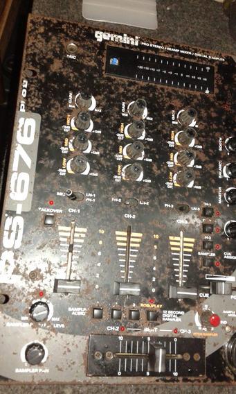 Mixer 677 Gemini