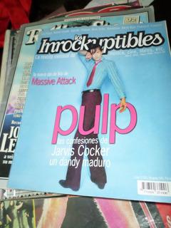 Revista Los Inrockuptibles N° 22