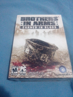 Video Juego Pc Brothers In Arms Nuevo