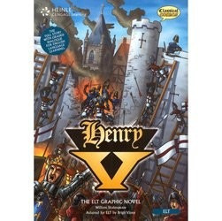 Livro Henry V: Classic Graphic Novel + Cd-áudio