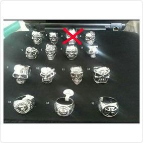 Anel Anéis Skull, Cruz De Malta, Harley, Outros
