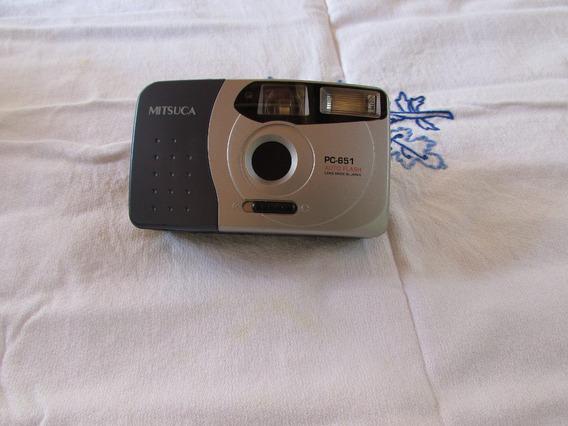 Câmera Fotográfica Analogica Mitsuca