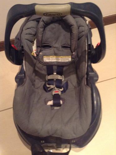 Porta Bebé Recién Nacido Con Base Incluida - Graco