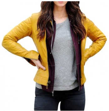 Tmnt 2014 Megan Fox Jacket (xs)